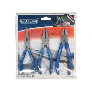 3 Piece Plier Set