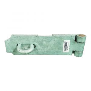 Heavy Duty Safety Hasp and Staple