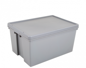 150L Heavy Duty Storage Box & Lid