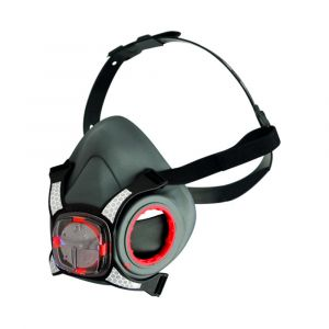 JSP Force 8 Half Mask with Press-to-Check P3 Filters