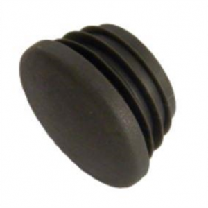 Plastic End Cap Clamp Fitting Grey - 133D