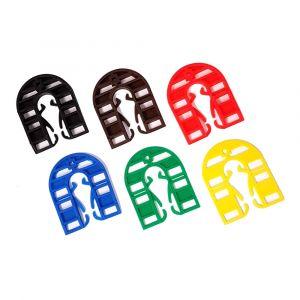Horseshoe Plastic Packers