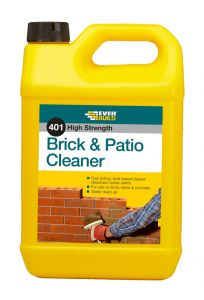 Brick and Patio Cleaner