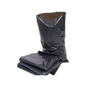 Black Polythene Rubble Sacks