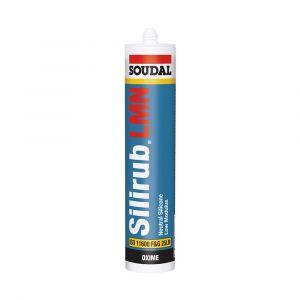Soudal Silirub LMN Neutral Silicone