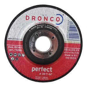 Dronco Metal Grinding Disc
