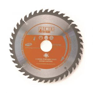 Premier Diamond Portable and Table Saw Blades