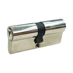 70mm Euro Cylinder - Key and Key