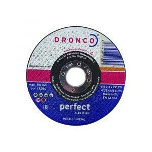 Dronco Flat Metal Cutting Disc