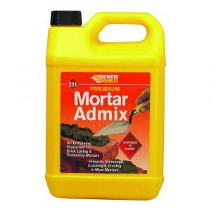 Mortar Admix