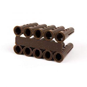 Brown Plastic Fixing Plug