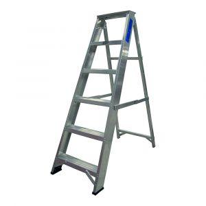 Aluminium Swingback Steps