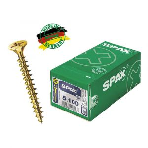 Spax Countersunk Woodscrews