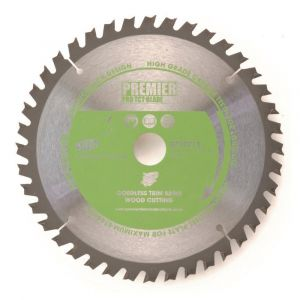 Premier Diamond Cordless Trim Saw Blades