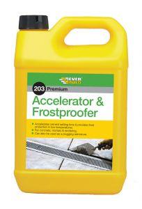 Accelerator and Frostproofer
