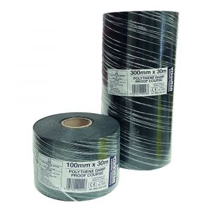 Visqueen Polythene Damp Proof Course (DPC) 30m