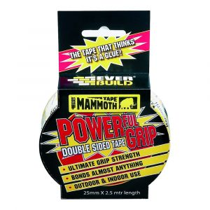 Power Grip Double-Sided Tape