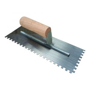 Contract Notched Trowel
