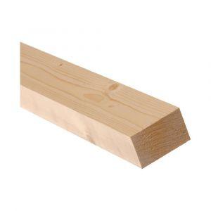Plained Square Edge Timber