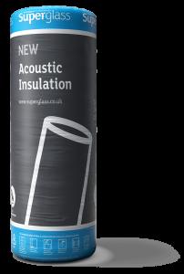 100mm Acoustic Partition Roll 12.12m2