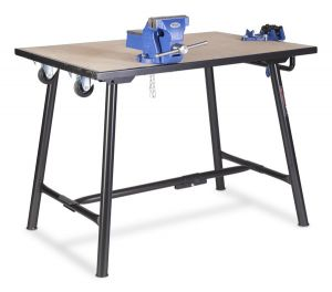 Tuffbench BH1080-HW Folding Woodbench