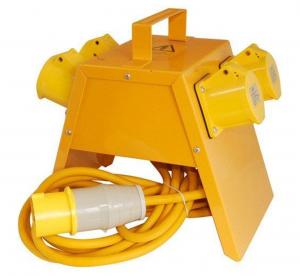 110v Splitters - 4 Way Splitter Box