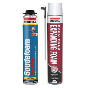 Soudal Standard Self-Expanding Filler Foam - B3
