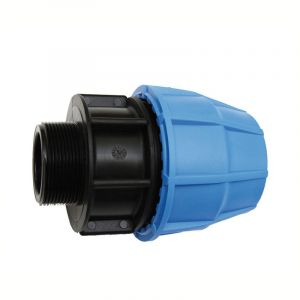 "Male Thread 25mm x 3/4"" Compression Adaptor"