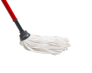 Cotton Mop with Handle