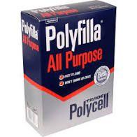 Multi Purpose Polyfilla Powder