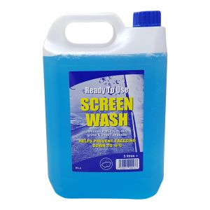 Diluted Screenwash