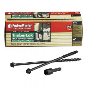 TimberLok Heavy Duty Wood Screws