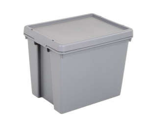 24L Heavy Duty Storage Box & Lid