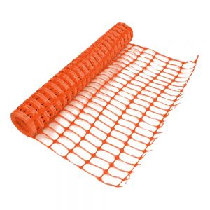 Orange Barrier Fencing