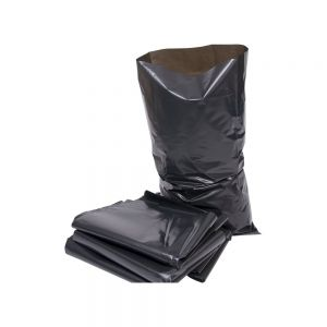 Black Polythene Rubble Sacks