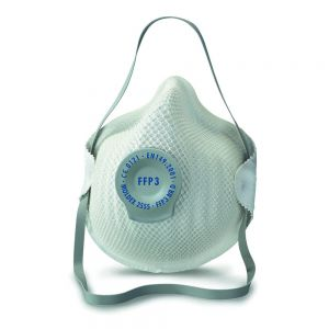 Moldex Moulded FFP3 Mask with Valve