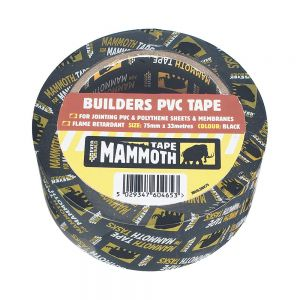 Builders PVC Tape