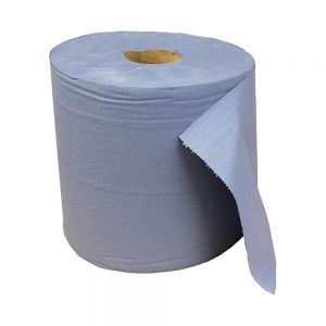 400mm Two-Ply Blue Wipes