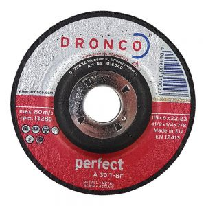 Dronco Metal Grinding Disc