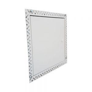 Metal Beaded Access Panel