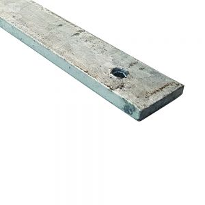Galvanised Water Bar
