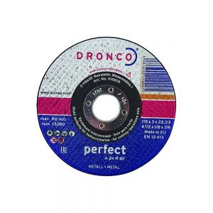 Dronco Flat Metal Cutting Disc