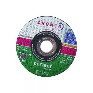 Dronco Flat Stone Cutting Disc