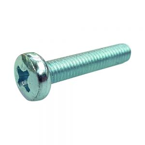 Pan Head Pozi Machine Screw