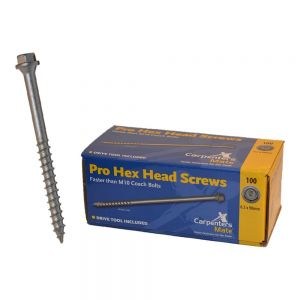 HT Hex Timber Screw