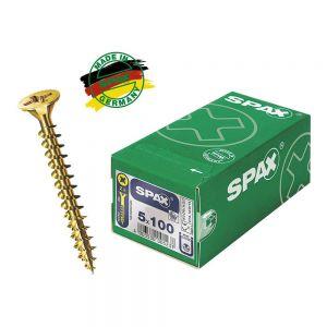 Spax Countersunk Woodscrews