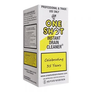 One Shot Drain Cleaner