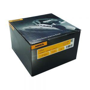 Mirka Gold 150mm Sanding Discs