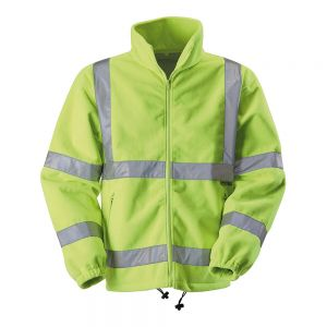 HI-Vis Fleeve Jacket