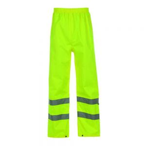 HI-Vis Waterproof Trousers